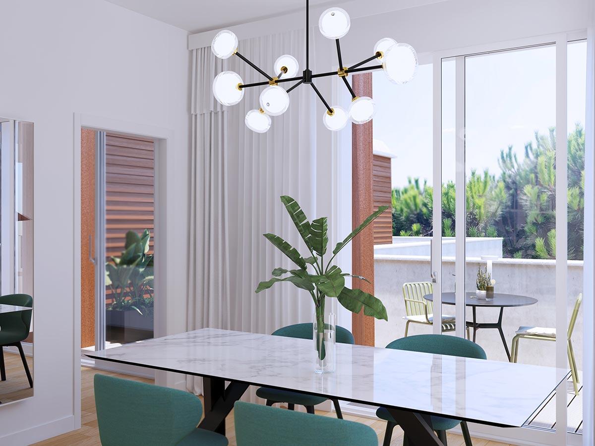 Appartamenti con terrazza